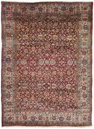 A fine Kirmal Laver carpet