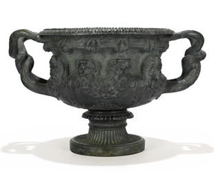 AN ITALIAN OR FRENCH BRONZE MO
