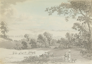 Three views of Gisburne Park,
