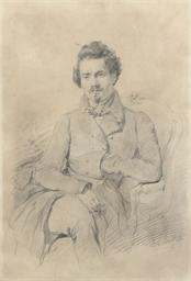 Portrait of Edouard Fétis (181