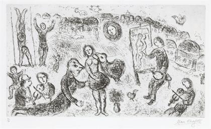 Fête au Village (Cramer 66)
