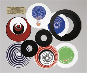 Rotoreliefs (Optical Discs) (S