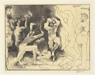 La Danse des Faunes (Bloch 830