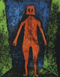 Hombre Rojo (Pereda 154)
