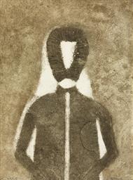Hombre en Gris, from Rufino Ta