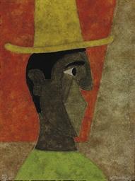 Cabeza con Sombrero (P. 275)