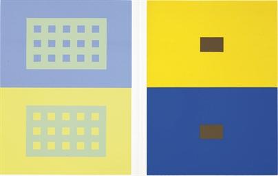 Josef Albers, Interaction of C