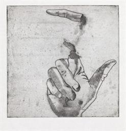 Untitled, Raymond Foye Edition