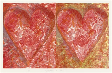 Two Red Hearts (C. 59)