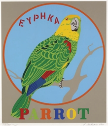 Parrot, from Decade (Sheehan 7
