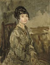 La Gouvernante, Mrs Claude Johnson