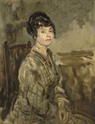 La Gouvernante, Mrs Claude Joh