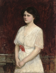 Portrait of Miss Claire Kenwor