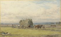 The hay gatherers