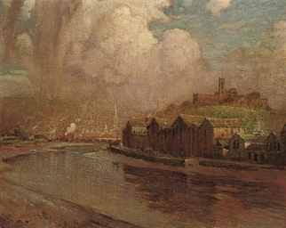 View of Lancaster