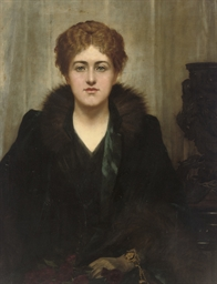Portrait of Julia Margaret (né