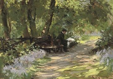 A quiet nook