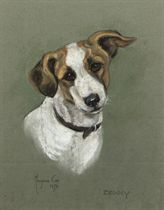 Study of the Jack Russell 'Benny'