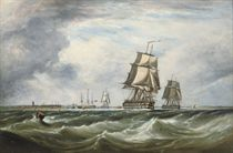 A Royal Naval Squadron running out of Portsmouth