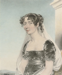Portrait of Mrs Edward Surtees