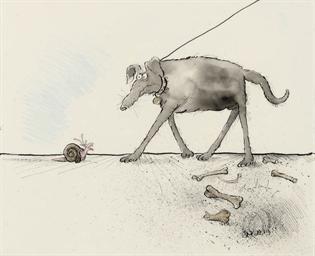 'David and Goliath'