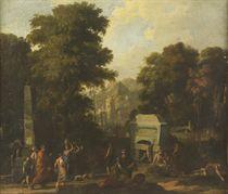 CIRCLE OF JOHANNES GLAUBER (UTRECHT 1646-1726 SCHOONHOVEN)