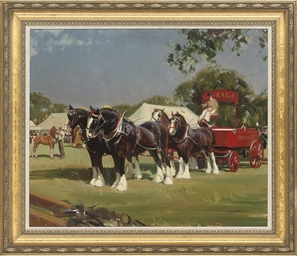 A country fair, Windsor