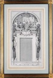 Maria de Medici; and a compani