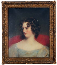 Portrait of Mary Lycett, daugh