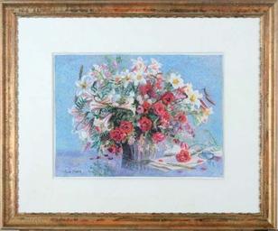Le Bouquet aux Lys