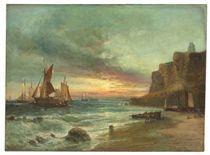 Ships Coming onto Shore