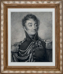 Portrait of a French officer