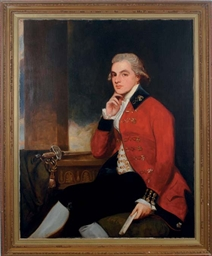 Portrait of Colonel W. Kirkpat
