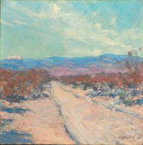 The Desert, Palm Springs, California