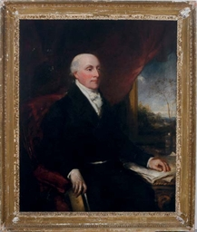 Portrait of William Edward Lyc