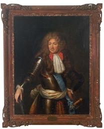 Portrait of the Duke of Berwic