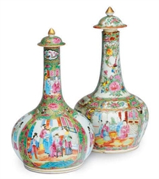 TWO CHINESE EXPORT PORCELAIN '