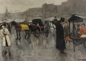 Markt: a day in Amsterdam