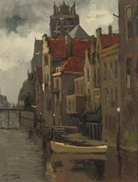 Voorstraathaven, Dordrecht: a