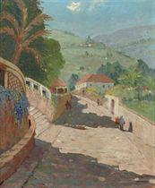 Funchal Madeira: Route de St. Crux, Madeira