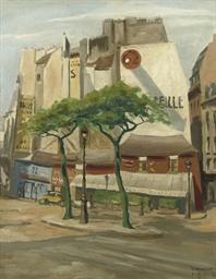 Place St. André des Arts, Pari