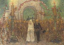 Het Bruidspaar: the wedding