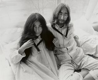 John and Yoko, Hilton hotel 3.