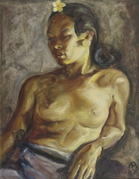 A Balinese Nude