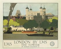 LONDON BY LMS, THE TOWER