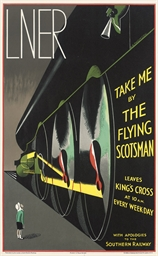 LNER, TAKE ME BY THE FLYING SC