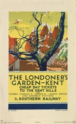 KENT - THE LONDONER'S GARDEN