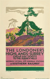 THE LONDONER'S HIGHLANDS - SUR