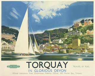 TORQUAY IN GLORIOUS DEVON