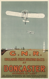 G.N.R, ENGLAND'S FIRST AVIATIO